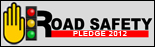 I've pledged that road safety is our responsibility! Have you made your pledge?